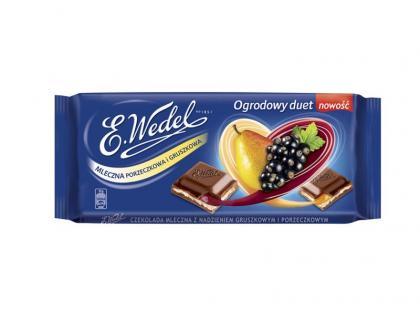 Nowe czekolady Wedla łączą się w pary!