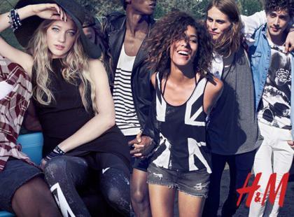 Nowe festiwalowe stylizacje od H&M