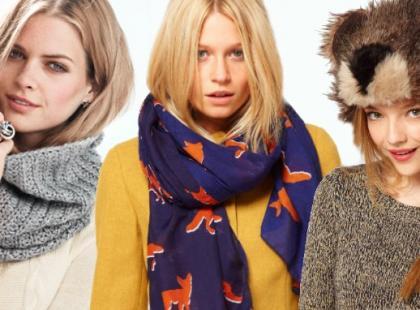 Nowe kolekcje - czapki, szaliki, rękawiczki na jesień i zimę