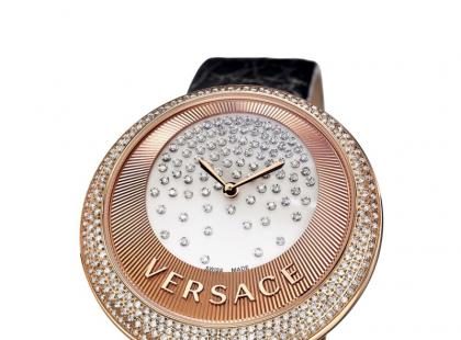 Nowe kolekcje zegarków Versace