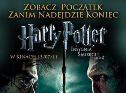 Nowe kolekcjonerskie edycje Harrego Pottera cz. 1-6 już na DVD