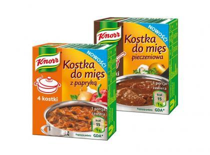 Nowe kostki do mięs Knorr – mój sposób na kulinarny sukces