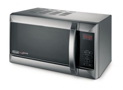 Nowe kuchenki mikrofalowe De'Longhi seria 500
