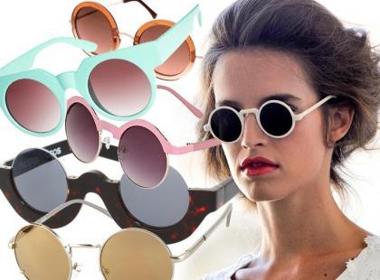 Nowe lenonki, czyli okrągłe okulary