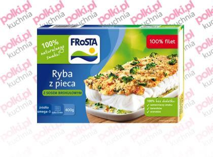 Nowe, naturalne receptury produktów rybnych FRoSTA