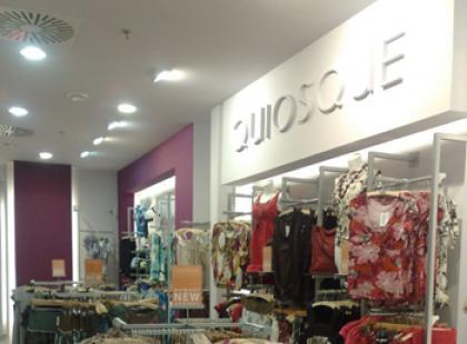 Nowe sklepy marki Quiosque (czytaj KIOSK)