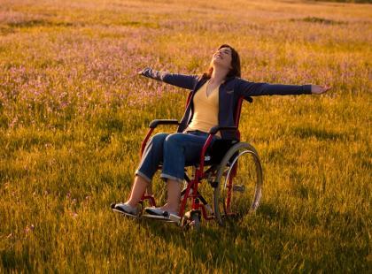 Nowe spojrzenie na niepełnosprawność