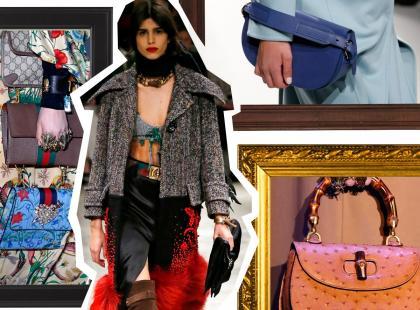 Nowe trendy! Jakie torebki będą modne jesienią i zimą?