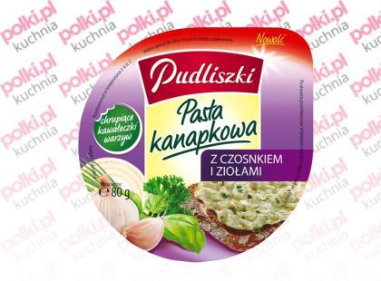 Nowe warzywne pasty kanapkowe od Pudliszek