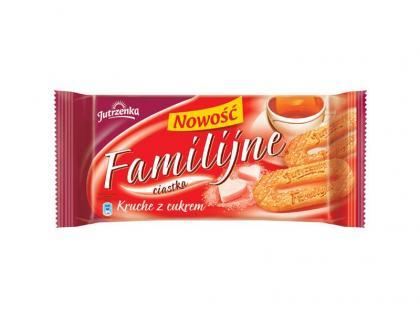 Nowość! Familijne - ciastka dla Ciebie i Twojej rodziny