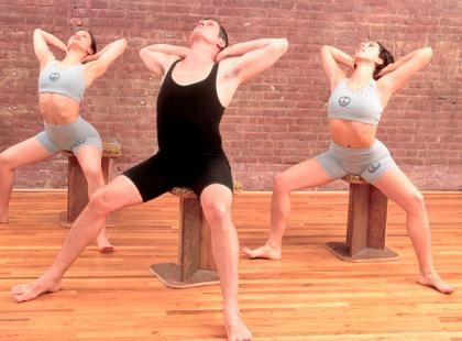 Nowość w fitnessie - Gyrokinesis
