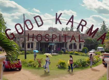 """Nowość w Polsce! Serial """"Szpital Good Karma"""" już od 2 lipca w Stopklatce TV"""