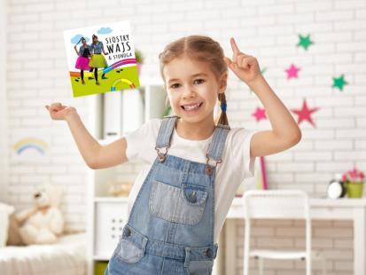 Nowość! Wesoła płyta z piosenkami dla dzieci