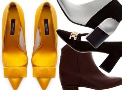 Nowości! 25 par butów z jesiennej kolekcji Zara