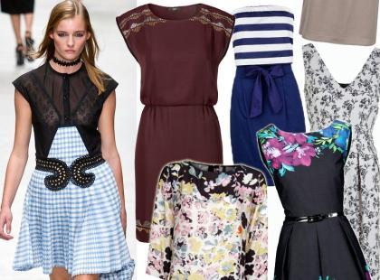 Nowości! 35 modnych sukienek z sieciówek