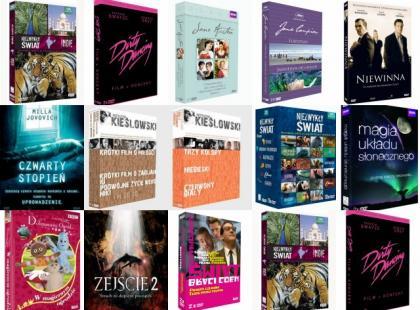 Nowości DVD dystrybutora Best Film