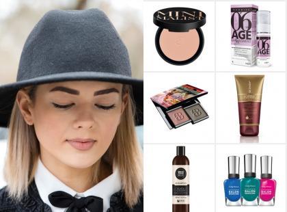 Nowości kosmetyczne na listopad 2016