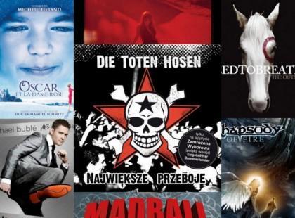 Nowości płytowe Warner Music Poland - 11/18 październik 2010