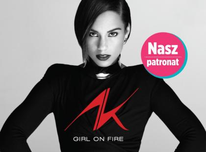 "Nowy album Alicii Keys ""Girl on Fire"" - premiera już dziś"