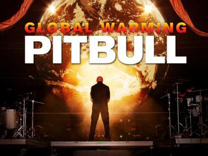 Nowy album Pitbulla - Global Warming już w sprzedaży!