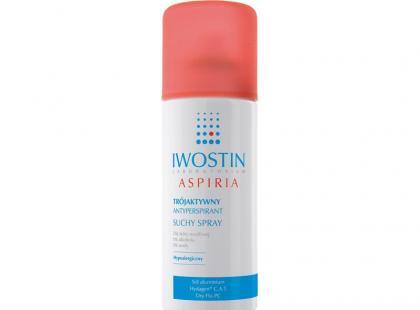 Nowy antyperspirant Iwostin