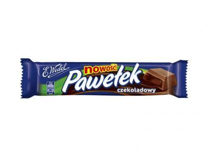 Nowy czekoladowy Pawełek od Wedla