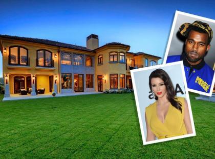 Nowy dom Kim Kardashian i Kanye Westa?