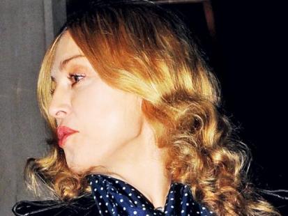 Nowy kochanek Madonny