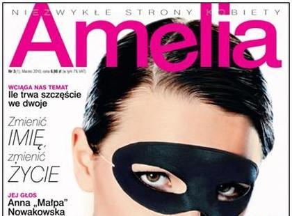 """Nowy magazyn dla kobiet – """"Amelia"""""""