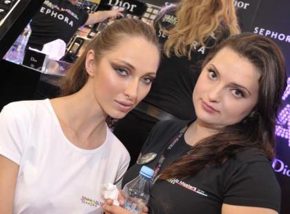 Nowy mistrz makijażu Sephora 2011