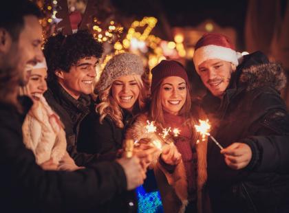 Nowy rok - nowa ty! 5 postanowień noworocznych, które bez trudu możesz spełnić i cieszyć się ich efektami!