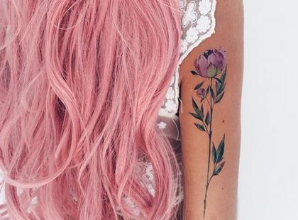 Nowy tatuażowy hit opanował Instagram! Czy przyjmie się w Polsce?