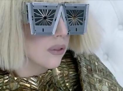 Nowy teledyski Lady Gaga - musisz to zobaczyć