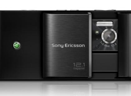 Nowy telefon Satio od Sony Ericsson