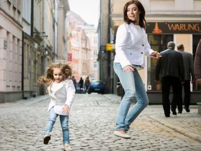 Nowy trend w projektowaniu ciuchów dla rodziców i ich dzieci!