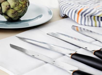 Noże Fuzion marki Fiskars
