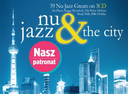 Nu-Jazz & The City - CD