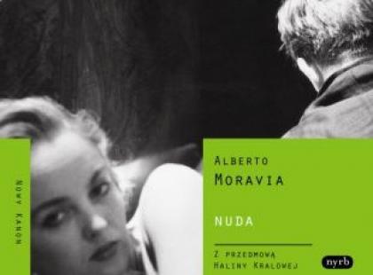 """Nuda"" Alberto Moravia"