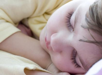 O czym śnią dzieci - marzenia senne dziecka