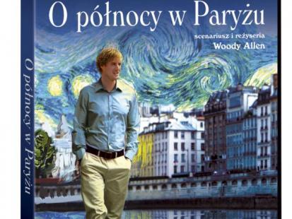 """""""O północy w Paryżu"""" na DVD"""