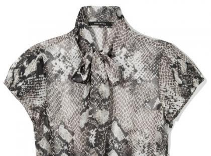 O wężowej naturze - przegląd ubrań i dodatków w wężowe wzory