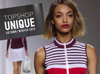 Obejrzyj pokaz Topshop Unique wprost z Londynu [video]