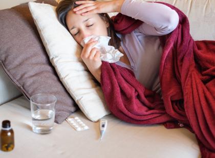 Objawy grypy – na co zwracać szczególną uwagę?