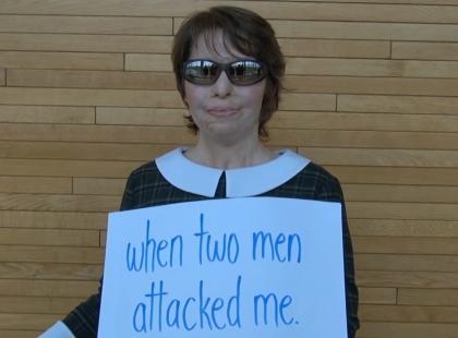 Oblali je twarz kwasem, ledwie przeżyła. To sięNIE zdarzyło w kraju muzułmańskim. W Polsce też może...