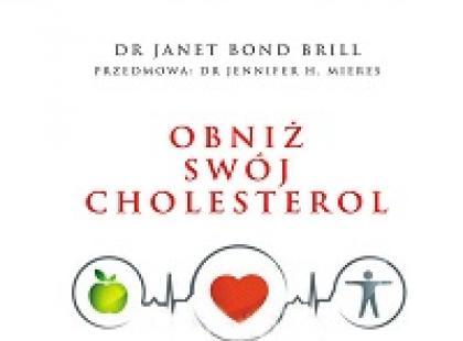 """""""Obniż swój cholesterol"""" – recenzja książki"""
