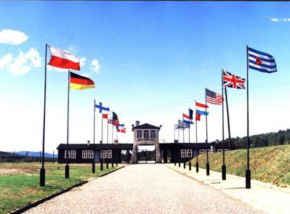 Obóz koncentracyjny w Rogoźnicy