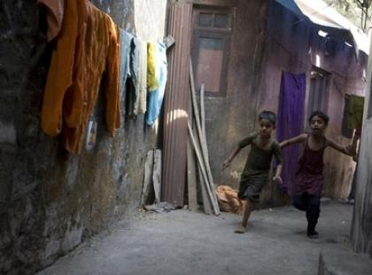 Obraz Indii w Slumdog. Milioner z ulicy