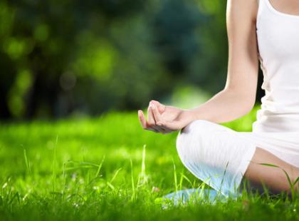 Obudź się na wiosnę. Ćwicz jogę!
