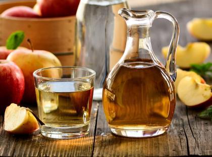 Ocet jabłkowy - odchudza i przepędza choroby