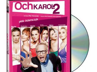 """""""Och Karol 2"""" już na DVD"""